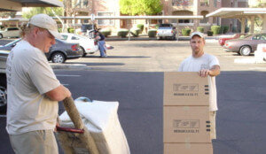 Residential Movers in Laguna Hills, CA